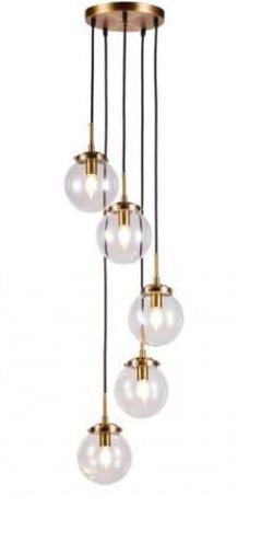 lampa wiszące żarówki
