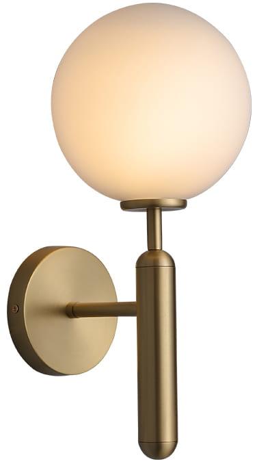 lampa ścienna kula